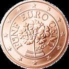 5 cent austria primula
