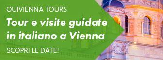 Tour e visite guidate in italiano a Vienna - Scopri le date